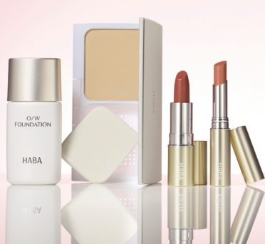 About Haba Inorganic Makeup