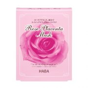 Rose Placenta Mask 1 Box (5 pcs)