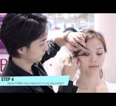 HABA Make Up Tutorial by Mawaki Yamamoto