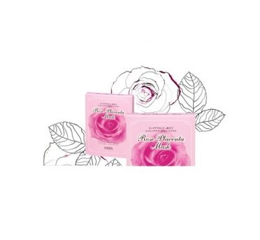 Misswhirlwind - Rose Placenta mask